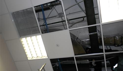 Шумоизоляция воздуховодов