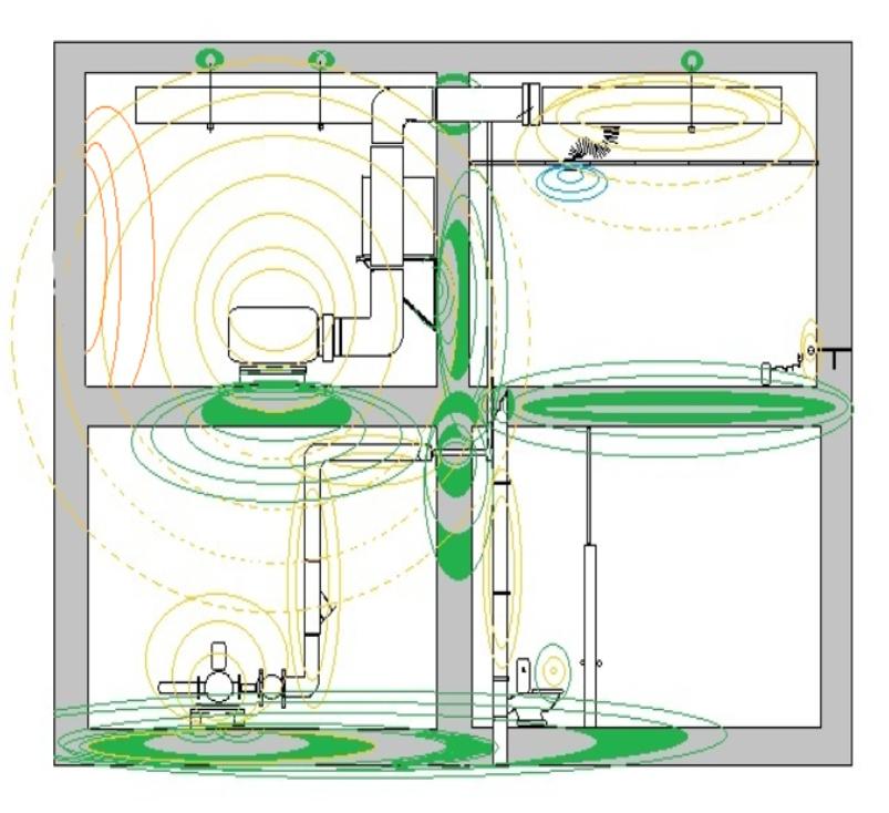 Шумоизоляция инженерных систем